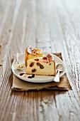 Sernik (Polish cheesecake)