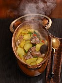 Baeckeoffe (Alsatian casserole)