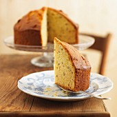 Seed cake (spice cake with caraway, England)