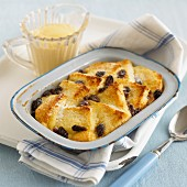 Bread And Butter Pudding (Brotpudding, England)