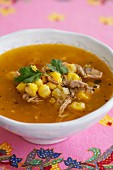 A Bowl of Posole