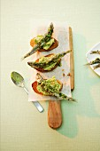 Crostini with anchovies