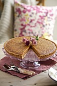 Treacle tart (UK)