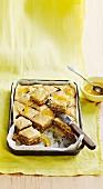 Baklava mit Zitronen-Honig-Sirup