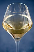 A glass of pinot gris from Alsace