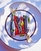 Sardines with piquillos
