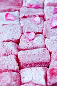 Turkish Delight close up