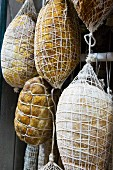 Hanging charcuterie
