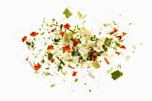 Suppengrün, gefriergetrocknet