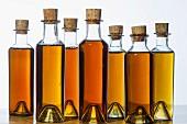 Cognac in Flaschen