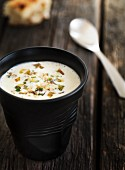 Norwegian potato soup