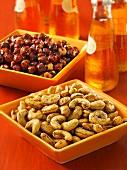 Chipotle Cashewkerne und Honignüsse