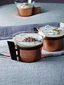Kaffeegetränk mit Sherry & Sahne