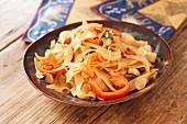 Pad Kee Mao (Thai noodle dish)