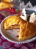 Galette Des Rois with almonds (France)