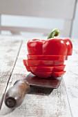 A red pepper
