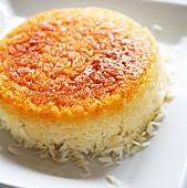 Crispy rice (Iran)