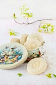 Easter Springerle (anise biscuits with an embossed design)