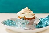 Cupcake für Weihnachten