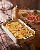 Tartiflette (potato bake, France)