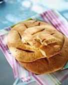 Fougasse (unleavened bread, Provence)