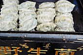 Vegetable dumplings (Lijiang, China)