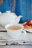 Winter tea to curb sweet cravings