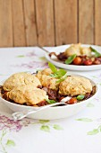 Tomatoes in pastry