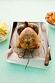 Herb chicken