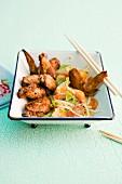 Oriental chicken