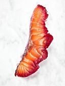 Smoked salmon (end piece)