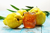 Quinces and quince jelly