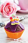 Clown-Cup Cake