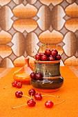 1970's style cherries