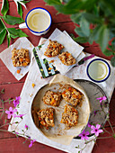 Fruity muesli bars