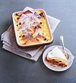 Banoffee Pie und Brotpudding