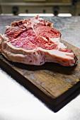 Bistecca alla fiorentina (Grosses Rindersteak, Italien)