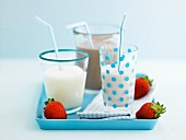 Milk-based drinks