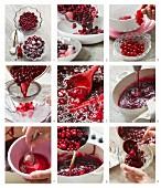 Rote Grütze zubereiten