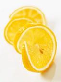 Zitronenscheiben (Close Up)