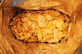 Cornflakes in a bag