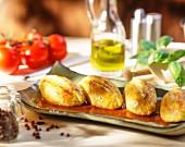 Quenelles (poached dumplings, France)