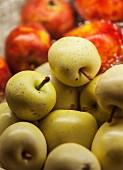 Marzipanäpfel