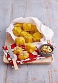 Pumpkin scones with walnut butter reader recipes