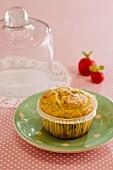 A spinach muffins