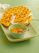 Indian waffles