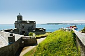 St. Mawes Castle (Cornwall, England)