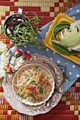 Som Tam - Papaya salad (Thailand)