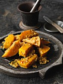 Sweet and sour squash (India)