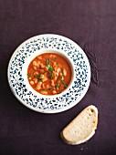 A Bowl of Bean Stew